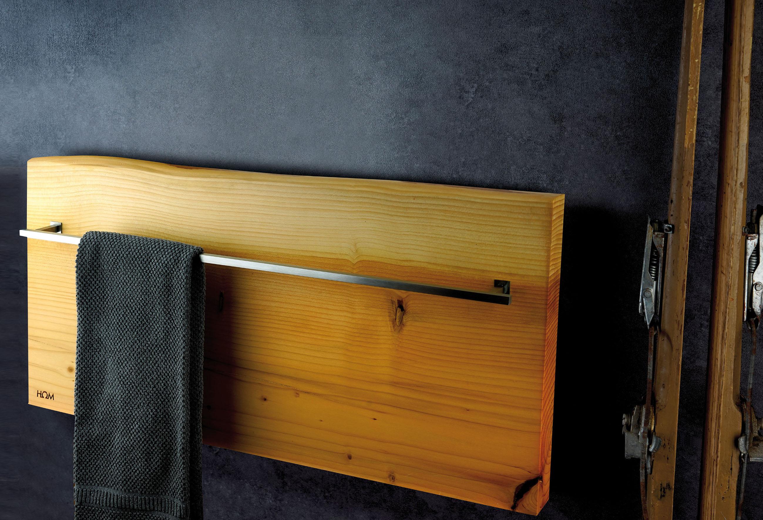 HOM, complementi riscaldanti e radiatori a basso consumo al Cersaie di Bologna