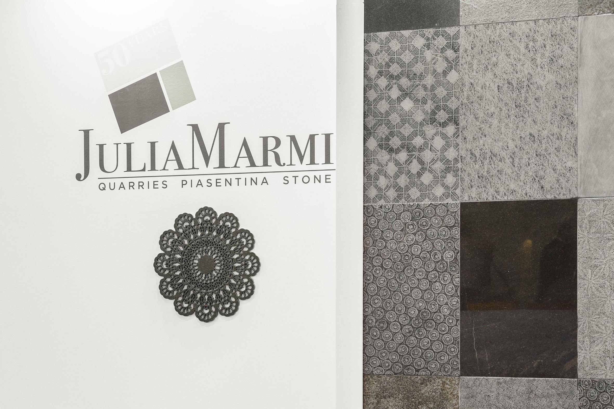 Julia Marmi progetti in Pietra Piasentina