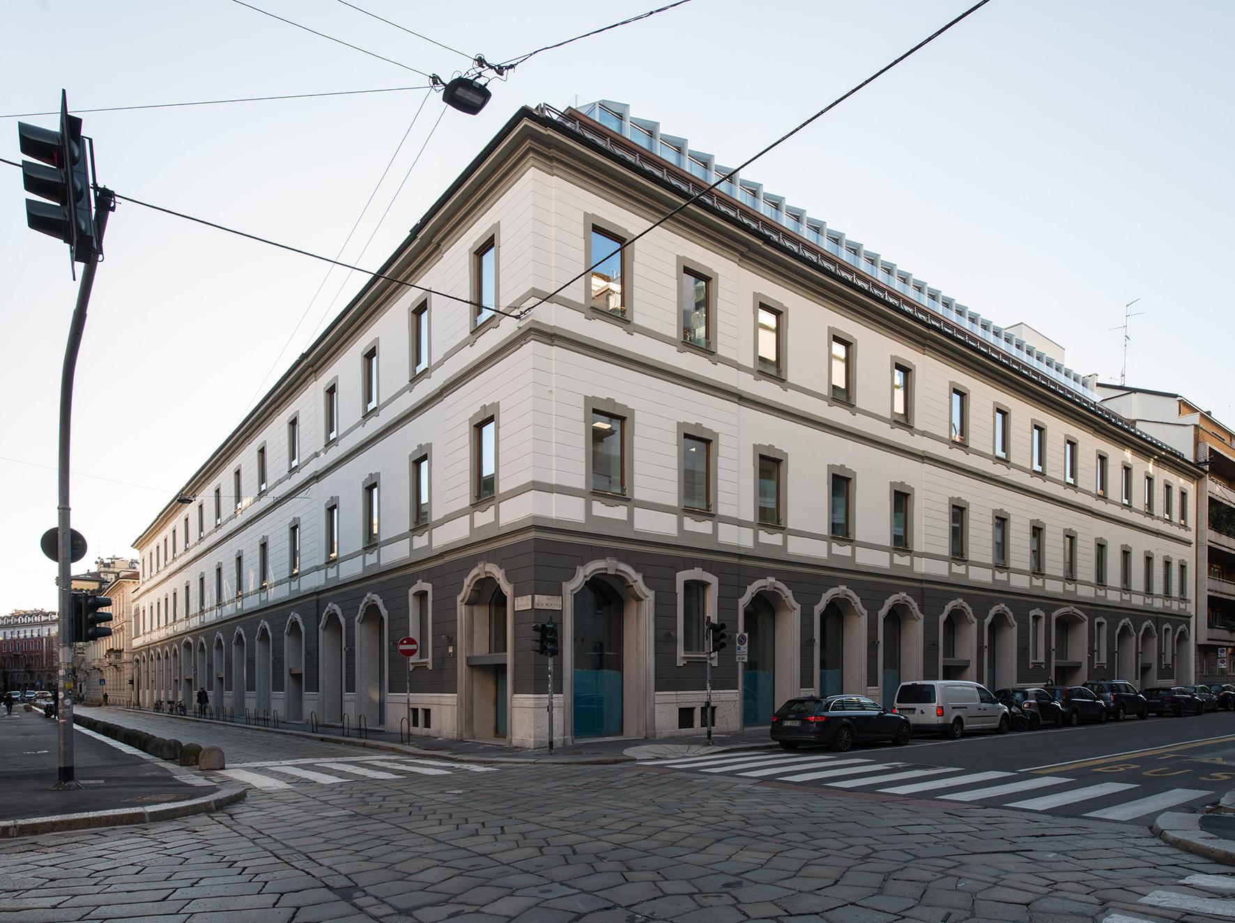 Asti Architetti – Moscova 33